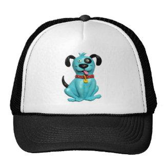 Chucho azul gorra