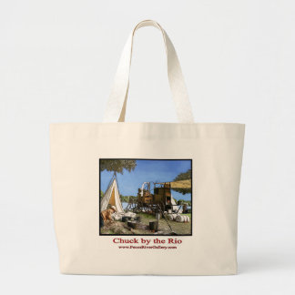 """""""Chuck by the Rio"""" by Toyah Tote Bag"""