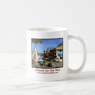 """Chuck by the Rio"" by Toyah Coffee Mug"