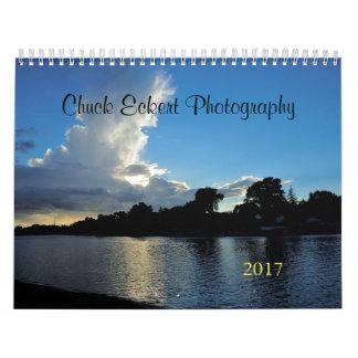 Chuck Eckert Photography 2017 Calendar
