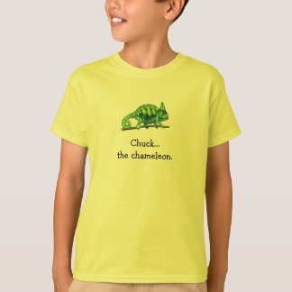 Chuck in oceanside T-Shirt