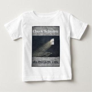 Chuck Schumer Baby T-Shirt