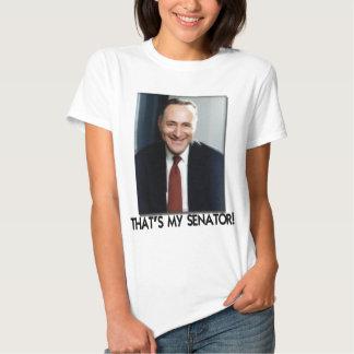 Chuck Schumer, That's My Senator! T Shirt