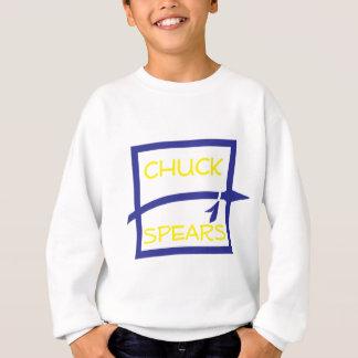 Chuck Spears - Gold and Purple Sweatshirt