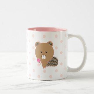 Chuck the Beaver Mug