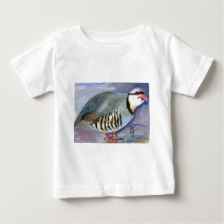 Chuck the Chukar  Baby T-Shirt