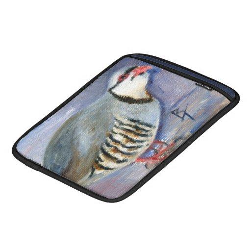 Chuck the Chukar  Sleeve For iPads