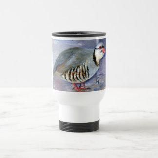 Chuck the Chukar  Travel Mug