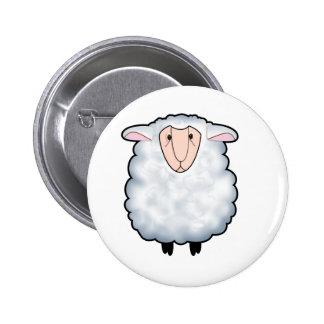 Chuck the Sheep Pin