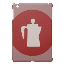 Chuck Wagon Coffee Pot - Cowboy Coffee Time Cover For The iPad Mini
