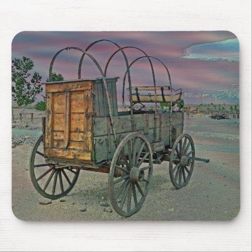 Chuck Wagon Mousepad