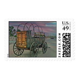 Chuck Wagon Postage
