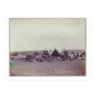 Chuck Wagon Postcards