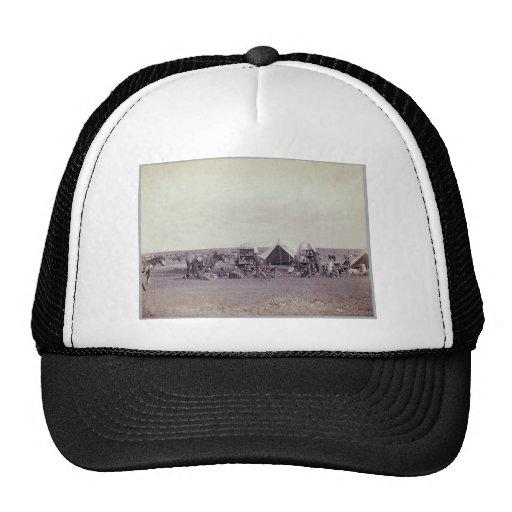 Chuck Wagon Trucker Hat