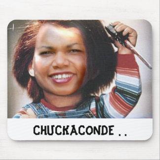 ChuckaConde Mousepad