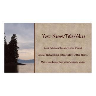 Chuckanut Sail Business Card