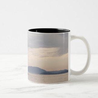 Chuckanut Sail Two-Tone Coffee Mug