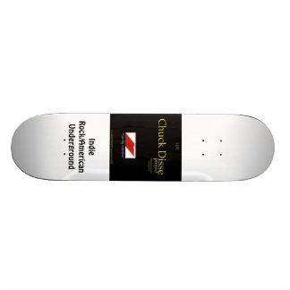 chuckdisse5, Indie Rock/American Underground Skateboard