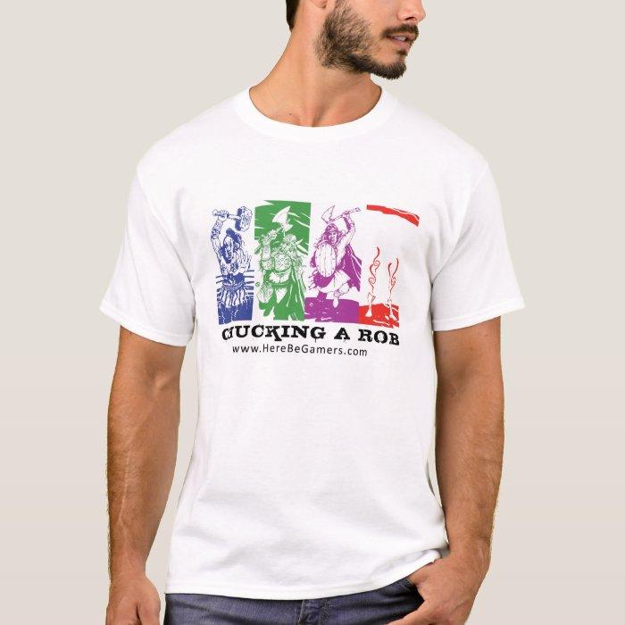Chucking A Rob #2 T-Shirt