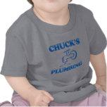 Chuck's Plumbing Shirt