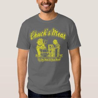 Chuck's T-shirt