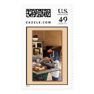 Chuckwagon Cook  Postage Stamps