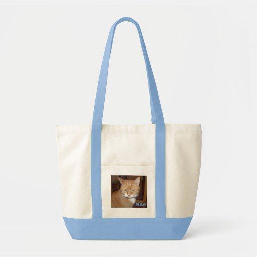 Chuffchuff Light Blue - Mew Bag