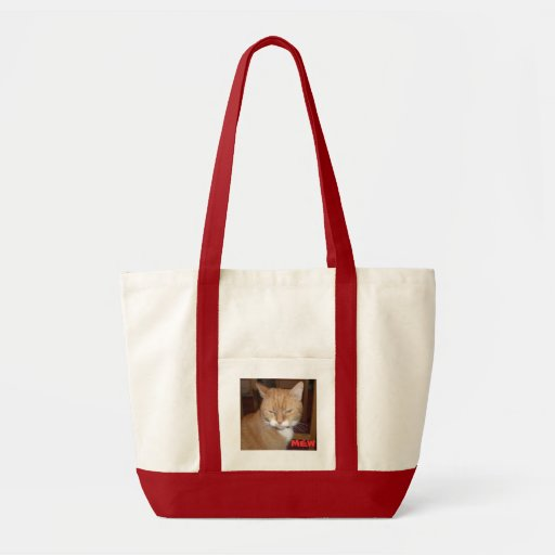Chuffchuff Red - Mew Bag