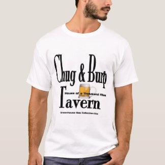 Chug & Burp Tavern T-shirt