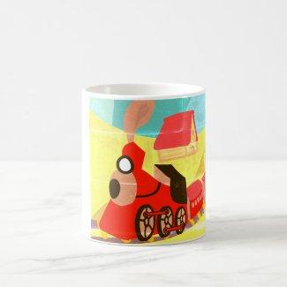 Chug Chug Coffee Mug