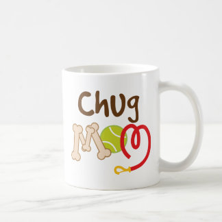 Chug Dog Breed Mom Gift Coffee Mug