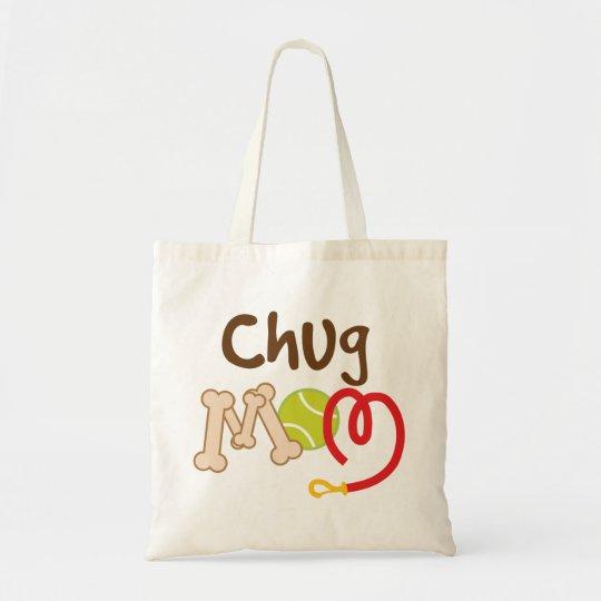 Chug Dog Breed Mom Gift Tote Bag