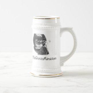 Chug-uno-estirón con la mamá de Gonzo Tazas De Café