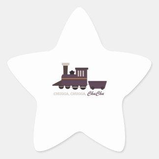 Chuga Chu Chu Star Sticker