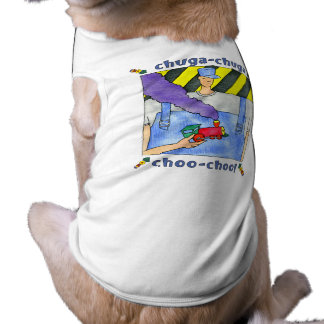 Chuga Chuga Choo Choo Pet Clothing