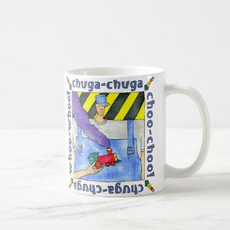 chuga chuga choo choo! Train Coffee Mug
