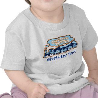 ¡Chuga Chuga dos dos! Camiseta