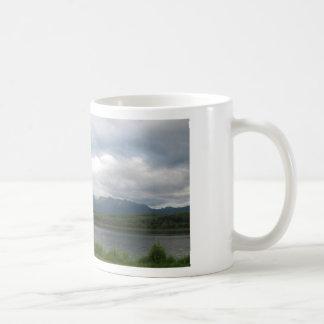 Chugach Mountains Alaska Coffee Mug