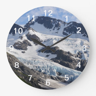 Chugach National Forest Large Clock