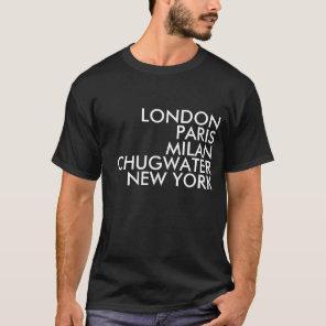 Chugwater Wyoming Shirt
