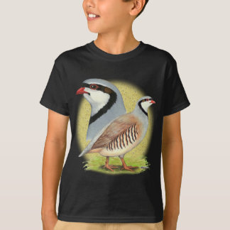 Chukar Partridge Combo T-Shirt