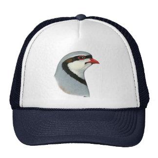 Chukar:  Partridge Head Trucker Hat