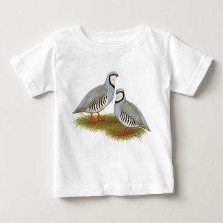 Chukar Partridge Pair Infant T-shirt
