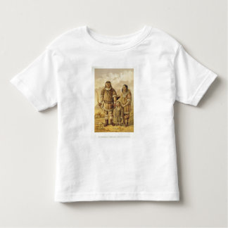 Chukchi Nomads, engraved by Winckelmann and Sons ( Toddler T-shirt