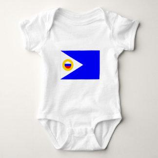 Chukotka Autonomous Okrug Flag T Shirts