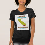 Chula Vista, California Map – Home Is Where The He Shirt