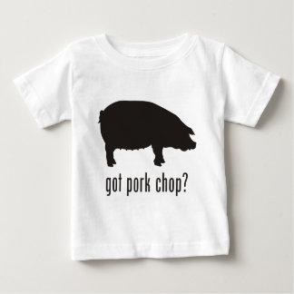 Chuleta de cerdo playeras