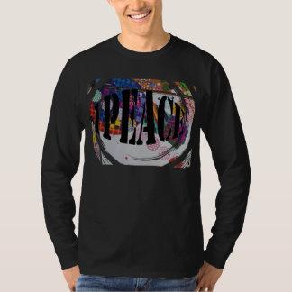 "chulo de 1PEACE ""Graffitti "" Camisas"