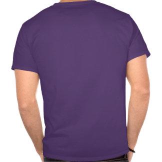Chulo de la abrazo [CON del logotipo la parte Camiseta