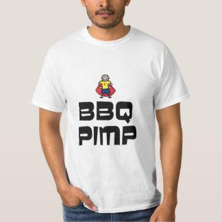 Chulo del Bbq Playera